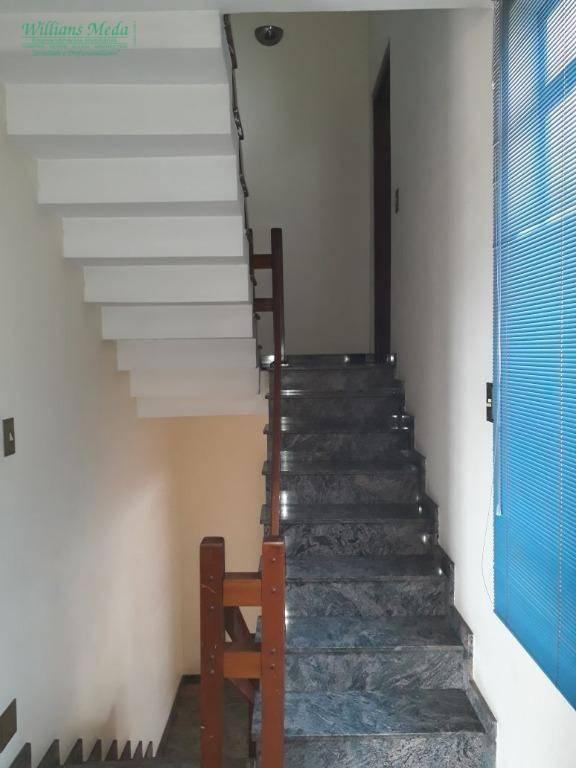 Sobrado com 5 dormitórios à venda, 300 m² por R$ 800.000 - Jardim Santa Mena - Guarulhos/SP