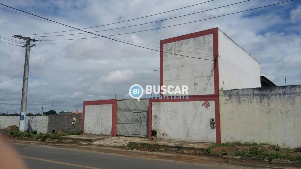 Galpão à venda, 346 m² por R$ 1.500.000 - Sim - Feira de Santana/BA