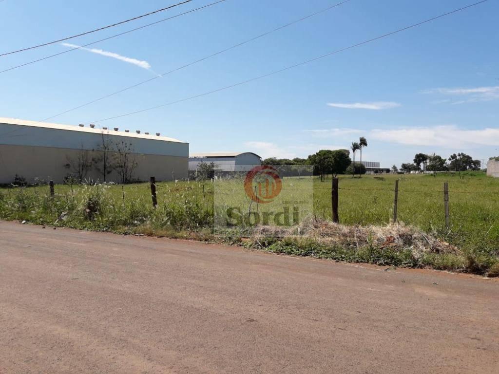 Terreno à venda, 5000 m² por R$ 1.500.000,00 - Distrito Industrial - Cravinhos/SP