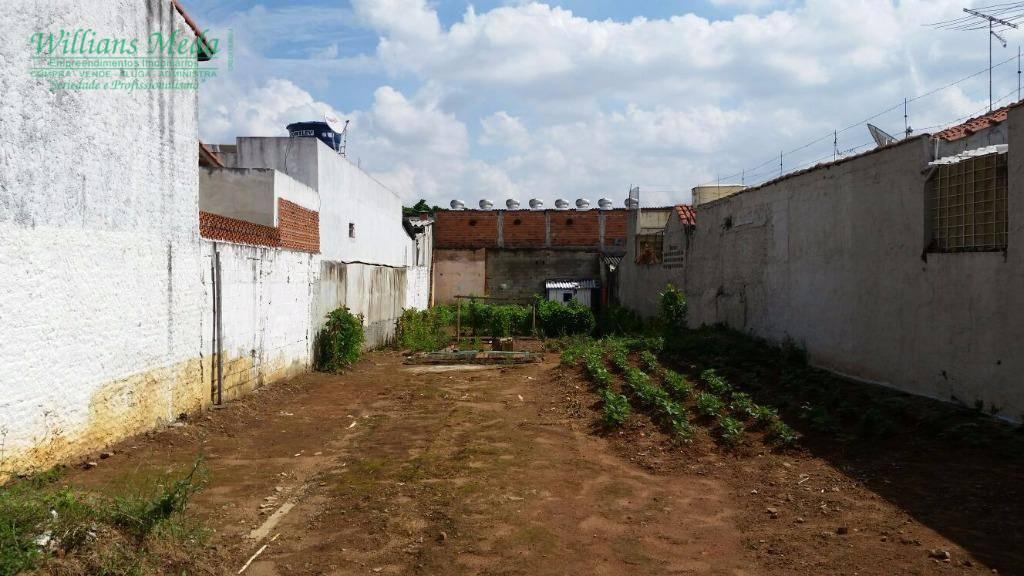 Terreno à venda, 500 m² por R$ 800.000 - Jardim Tranqüilidade - Guarulhos/SP