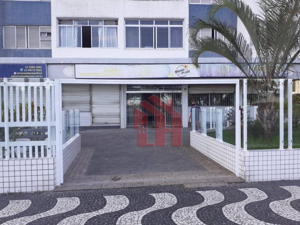 Loja para alugar, 160 m² por R$ 10.500,00/mês - José Menino - Santos/SP