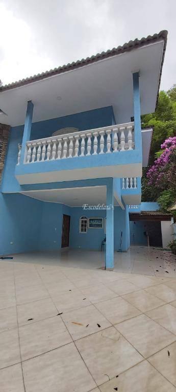 Sobrado à venda, 300 m² por R$ 830.000,00 - Granja Viana - Carapicuíba/SP