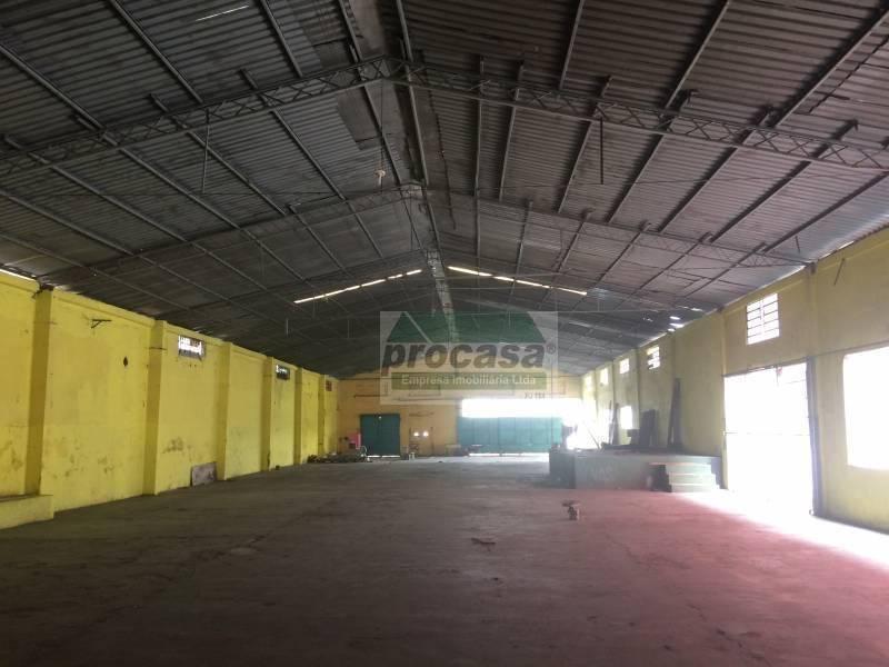 Galpão à venda, 1600 m² por R$ 3.500.000,00 - Compensa - Manaus/AM