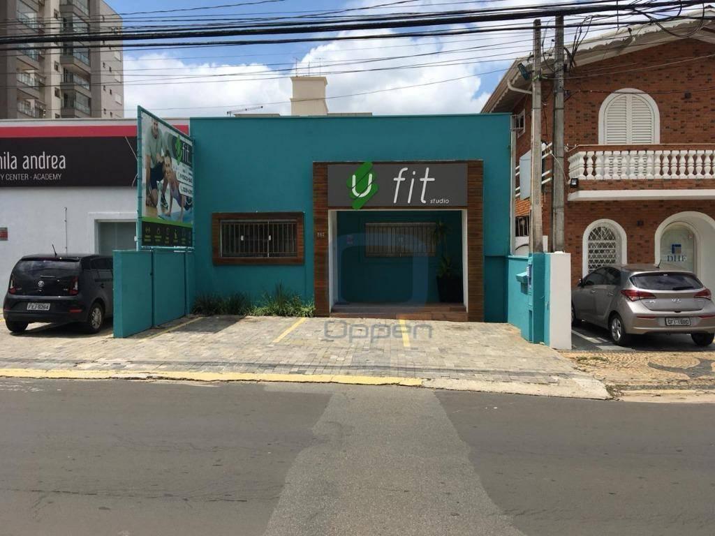 Loja à venda, 306 m² por R$ 2.300.000 - Cambuí - Campinas/SP
