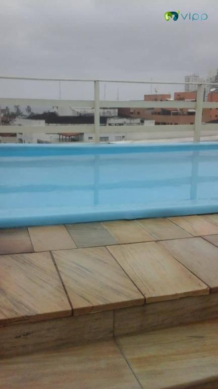 Apartamento 3 dormitórios (1 suíte) Locação Anual Enseada Guarujá