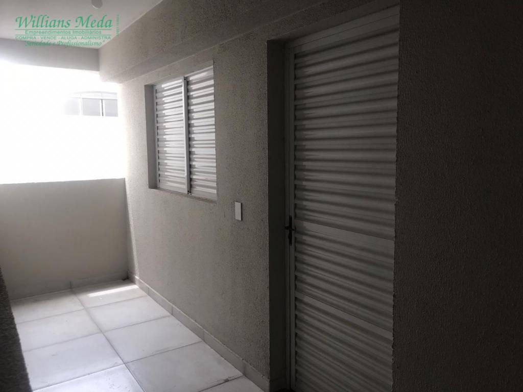 Apartamento com 1 dormitório para alugar, 31 m² por R$ 700,00/mês - Jardim Bom Clima - Guarulhos/SP
