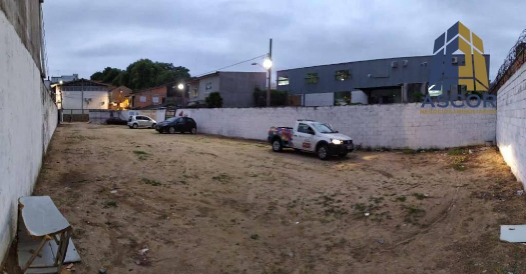 Terreno à venda, 617 m² por R$ 549.000,00 - Barreiros - São José/SC