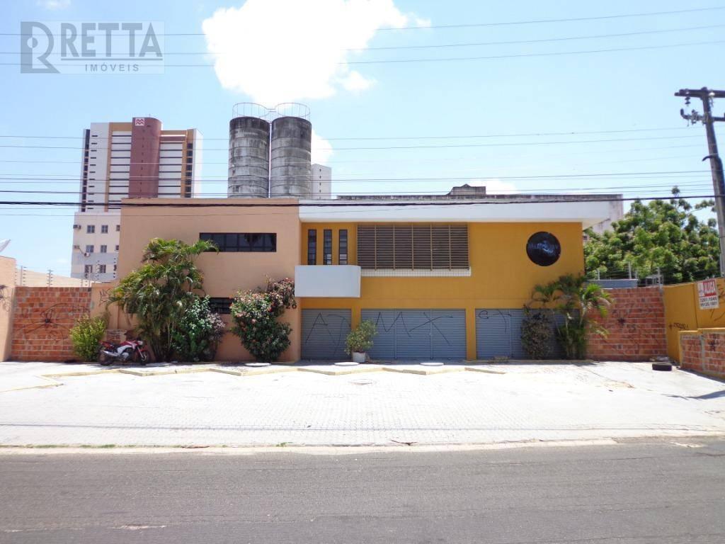 Imóvel comercial para locação - Av Eduardo Girão