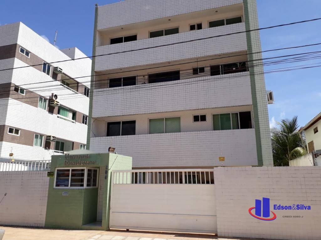 Apartamento com 2 dormitórios à venda - Intermares - Cabedelo/PB