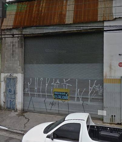 Galpão  272 metros - Vila Endres - Guarulhos hopping Internacional - Vila Endres - Guarulhos