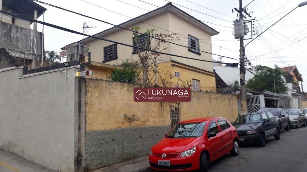 Terreno à venda, 600 m² por R$ 649.000,00 - Chácara do Vovô - Guarulhos/SP