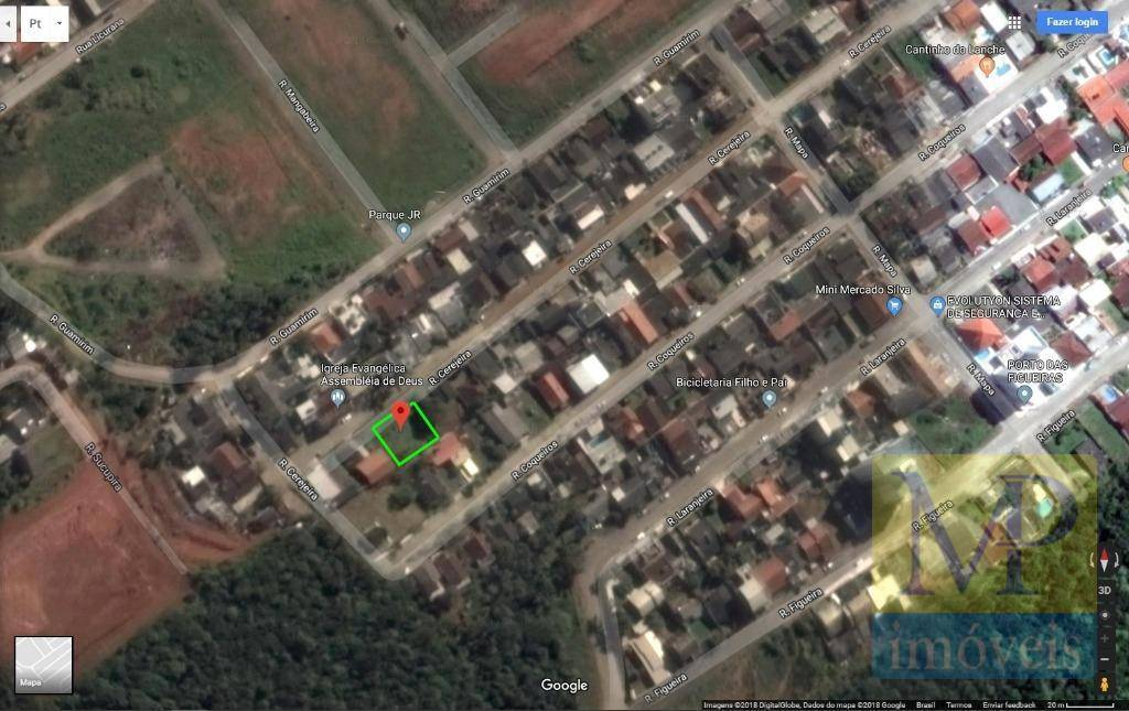Terreno à venda, 630 m² por R$ 620.000 - Tabuleiro - Camboriú/SC