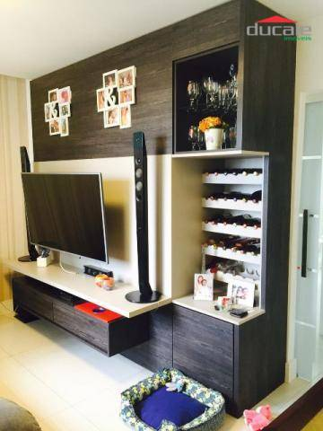Apartamento  3 quartos suite à venda, Barro Vermelho, Vitóri