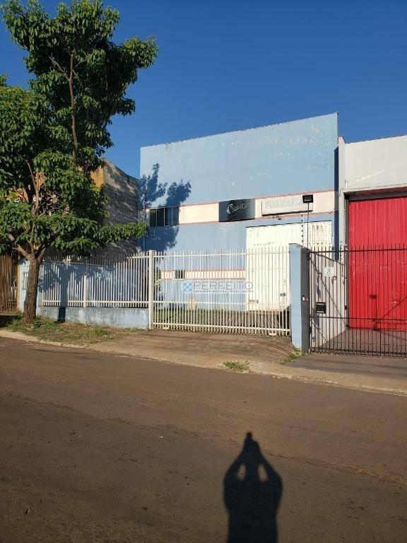 Barracão à venda, 342 m² por R$ 675.000,00 - Rodocentro - Londrina/PR