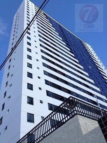 Apartamento residencial à venda, Conjunto Pedro Gondim, João