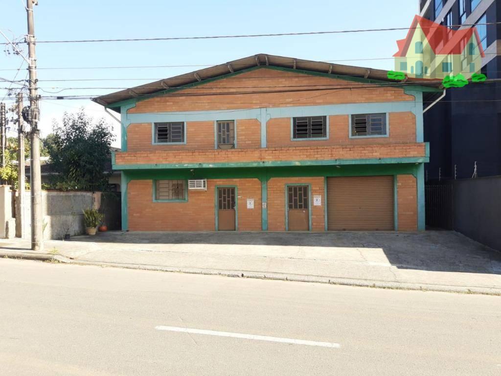 Pavilhão/galpão/depósito à venda  no Iririú - Joinville, SC. Imóveis
