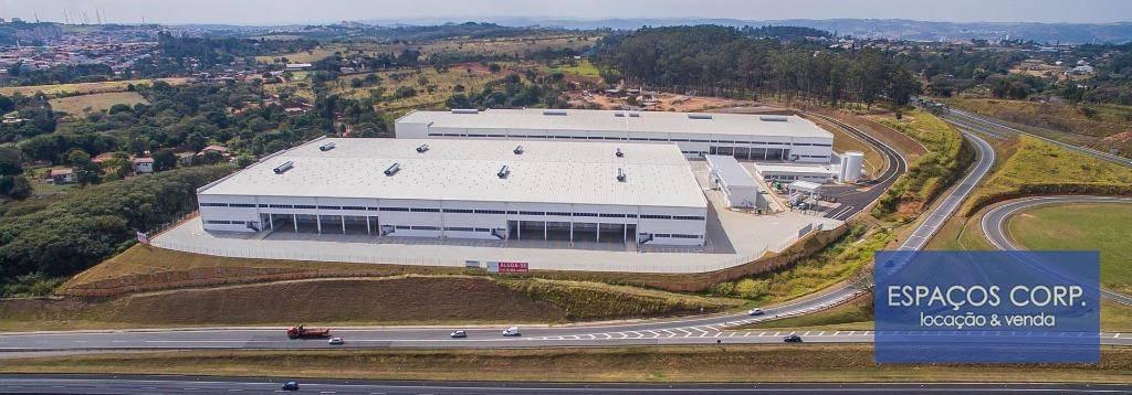 Galpão logístico para alugar, 3094m² - Valinhos - Valinhos/SP