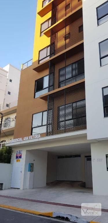 Apartamento com 2 dormitórios para alugar, 87 m² por R$ 1.700,00/mês - Vila Real - Balneário Camboriú/SC
