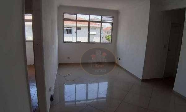 Apartamento com 2 dormitórios à venda, 79 m² por R$ 320.000,00 - Aparecida - Santos/SP