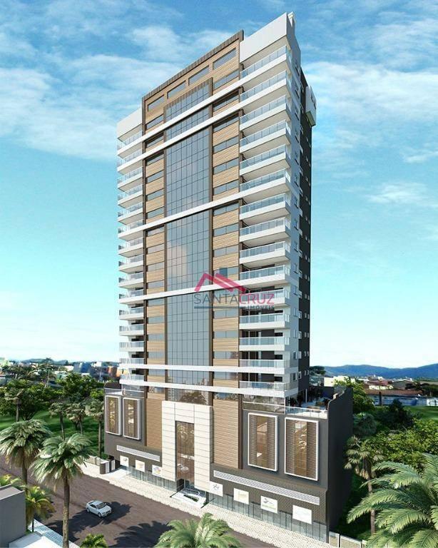 Apartamento com 4 suítes à venda, 198 m² - Meia Praia - Itapema/SC