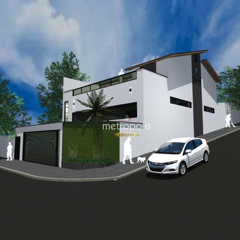 Prédio à venda, 520 m² por R$ 2.500.000,00 - Santa Paula - São Caetano do Sul/SP