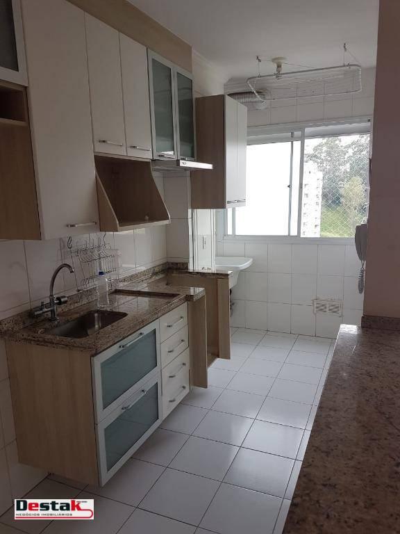 Apartamento com 2 dormitórios à venda, 50 m² por R$ 230.000,00 - Jardim Irajá - São Bernardo do Campo/SP