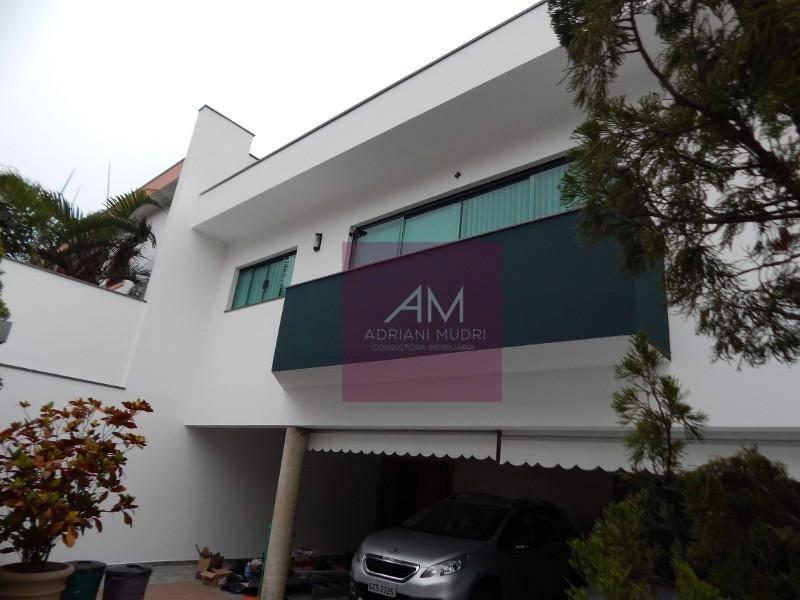 Belíssimo Sobrado com 3 suítes à venda, 340 m² por R$ 2.000.000 - Vila Floresta - Santo André/SP