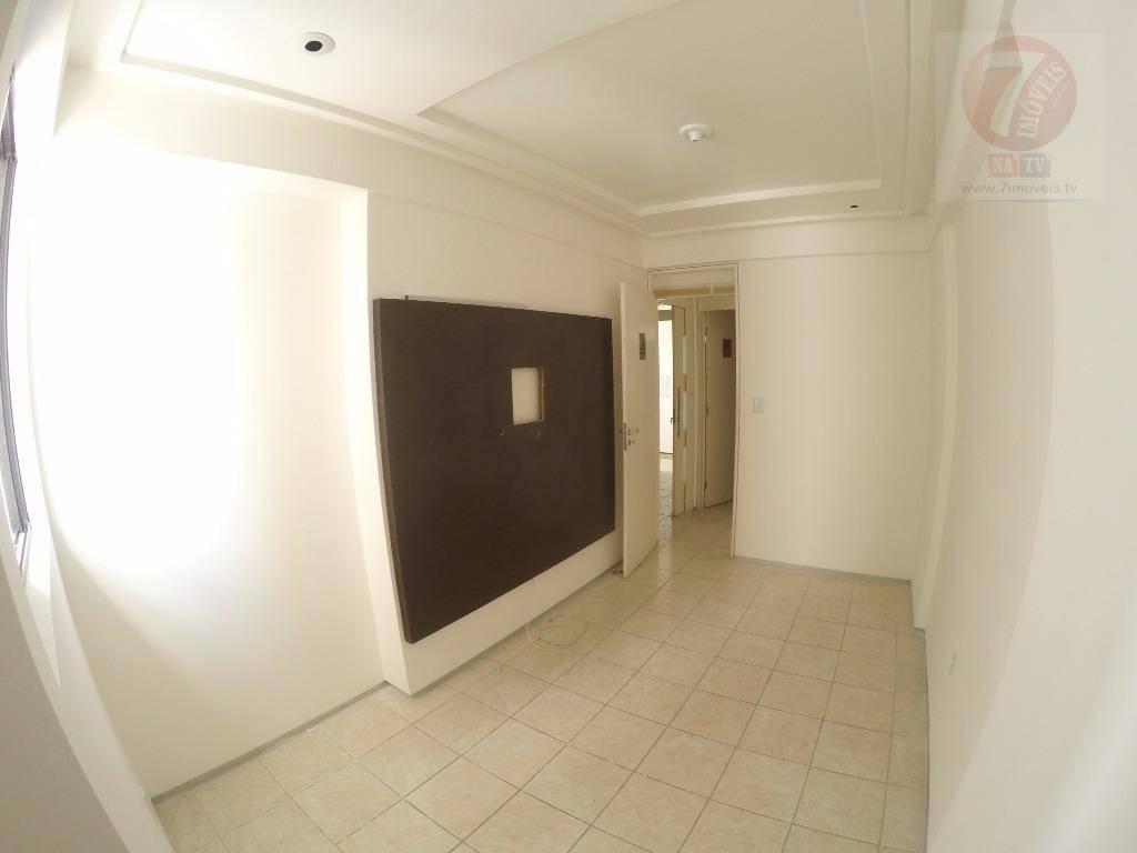 Apartamento residencial para locação, Tambaú, João Pessoa.