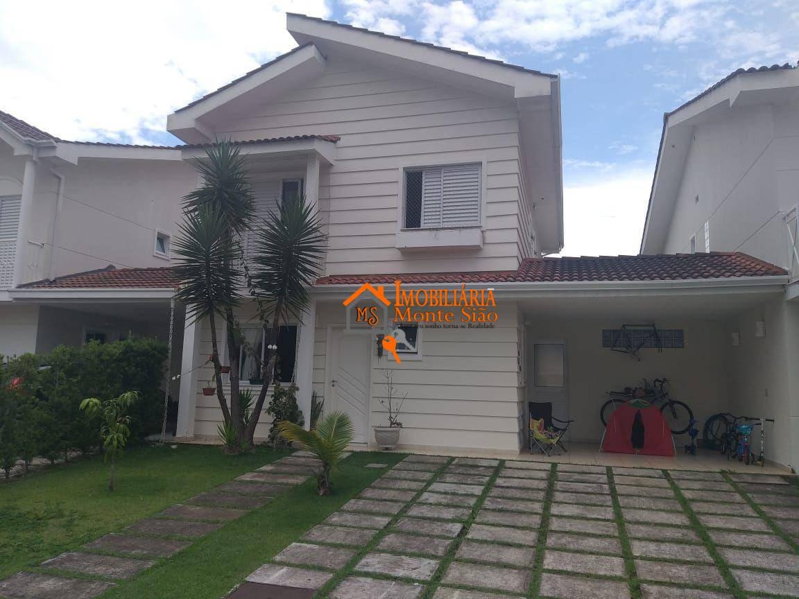 Sobrado com 3 dormitórios à venda, 201 m² por R$ 800.000,00 - Bairro do Limoeiro - Arujá/SP
