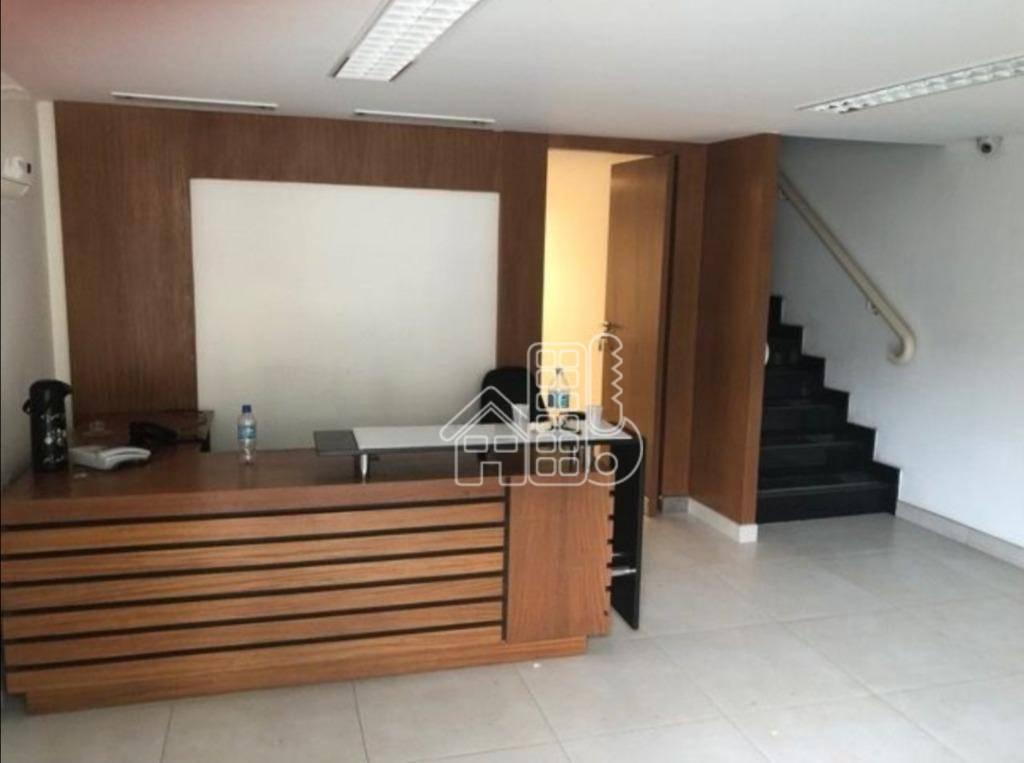 Prédio à venda, 2300 m² por R$ 5.000.000,00 - Barreto - São Gonçalo/RJ