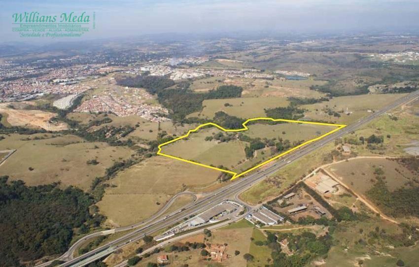 Área à venda, 263777 m² por R$ 65.944.455 - Chácara São João - Itu/São Paulo
