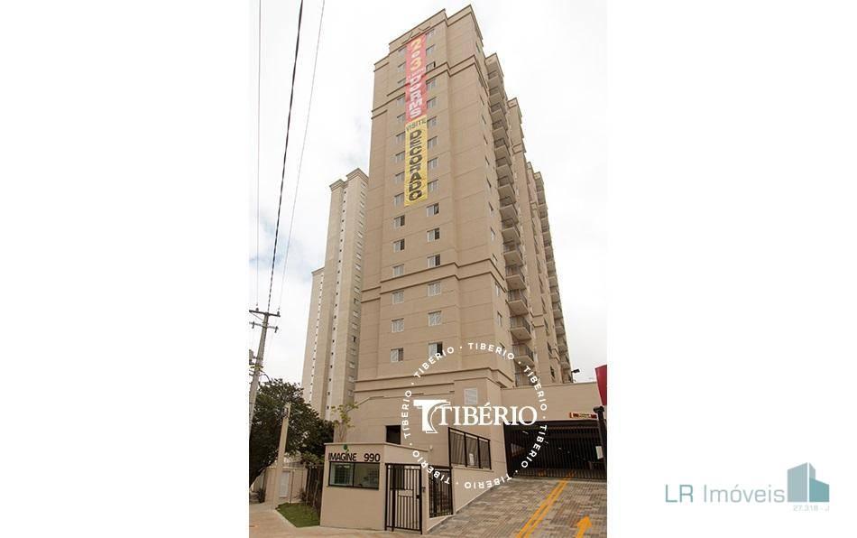 Apartamento à venda, 46 m² por R$ 259.900,00 - Vila Valparaíso - Santo André/SP