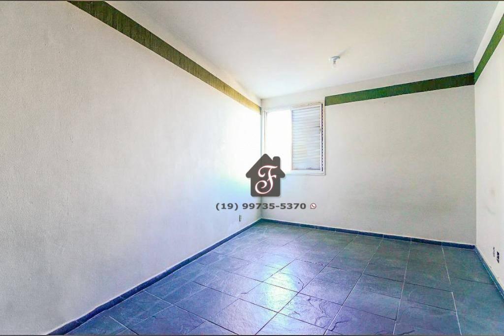Kitnet com 1 dormitório à venda, 37 m² por R$ 105.000,00 - Ponte Preta - Campinas/SP
