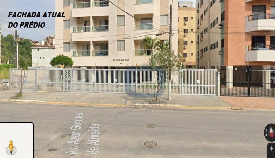 Belíssimo Apartamento residencial à venda, Jardim Três Marias, Guarujá.