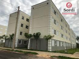 Apartamento residencial à venda, Conjunto Habitacional Sílvio Passalacqua, Ribeirão Preto.