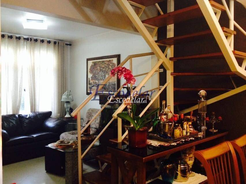 Casa residencial à venda, Parque Renato Maia, Guarulhos - CA