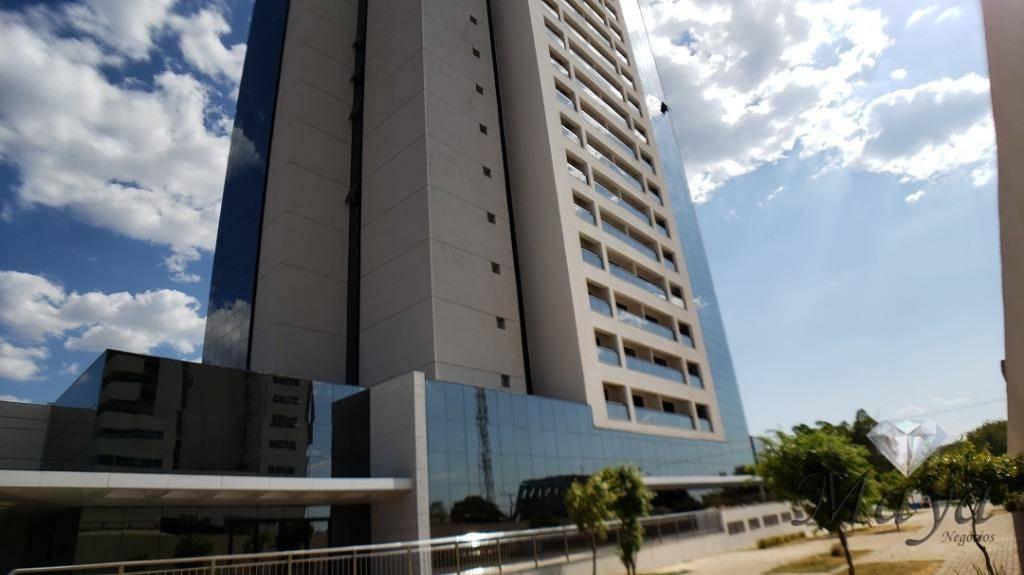 Flats com 29 m² na 201 Sul - Cosmopolitan Home e Office