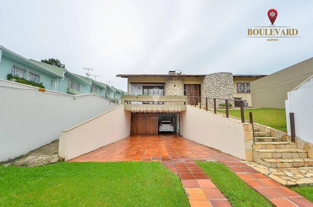 Casa com 5 dormitórios à venda, 380 m² por R$ 980.000 - Uberaba - Curitiba/PR