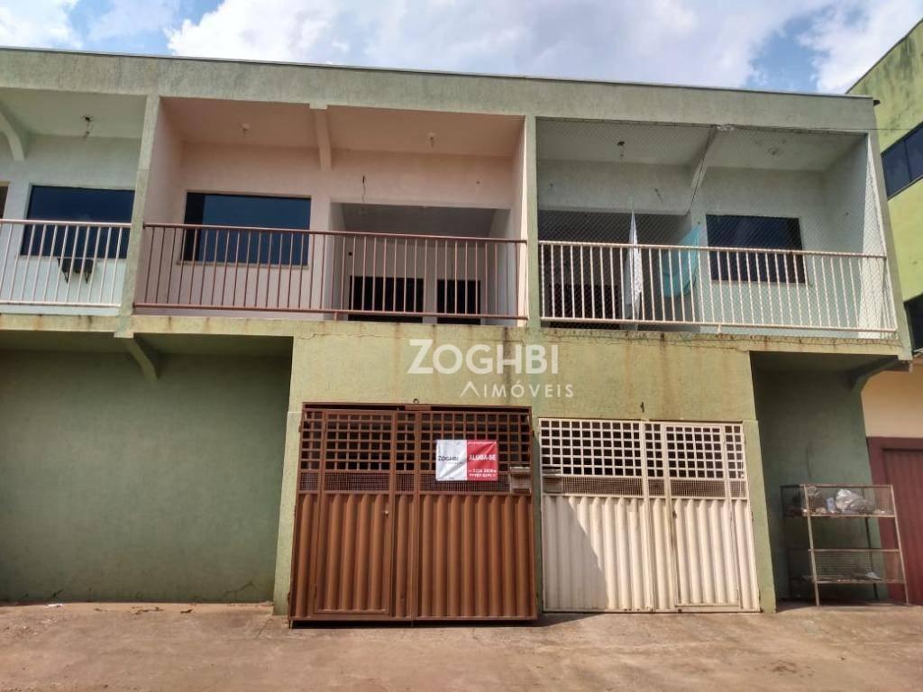 Apartamento com 2 dormitórios para alugar, 65 m² por R$ 1.000,00/mês - Costa e Silva - Porto Velho/RO