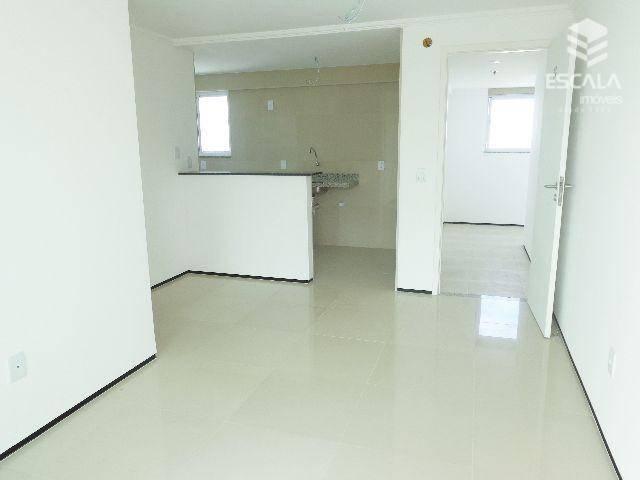 Apartamento com 3 quartos à venda, 72 m², novo, 2 vagas, área de lazer, financia ? Guararapes- Fortaleza/CE