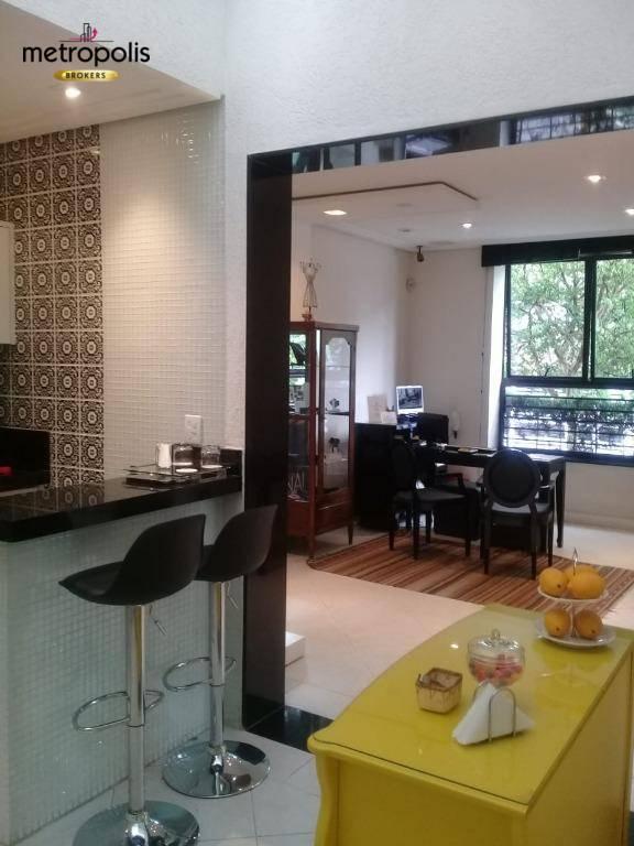 Sobrado à venda, 146 m² por R$ 1.500.000,00 - Santa Paula - São Caetano do Sul/SP