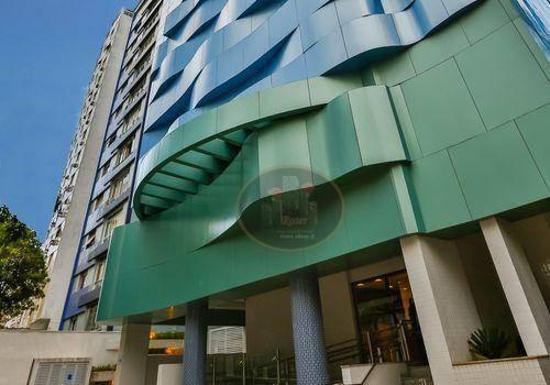 Hotel à venda, 24 m² por R$ 275.000,00 - Gonzaga - Santos/SP