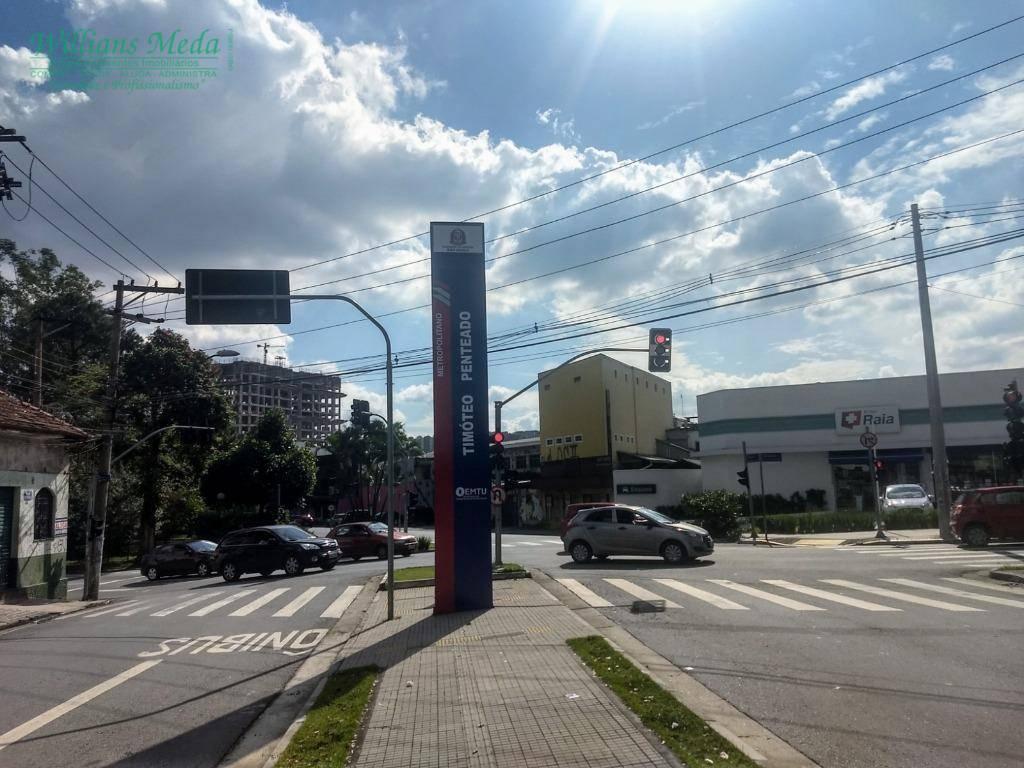 Sobrado com 4 dormitórios para alugar, 308 m² por R$ 4.800/mês - Vila Galvão - Guarulhos/SP