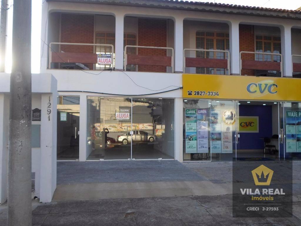 Sala  comercial para locação, Centro, Artur Nogueira - Sala 02 - Piso Superior