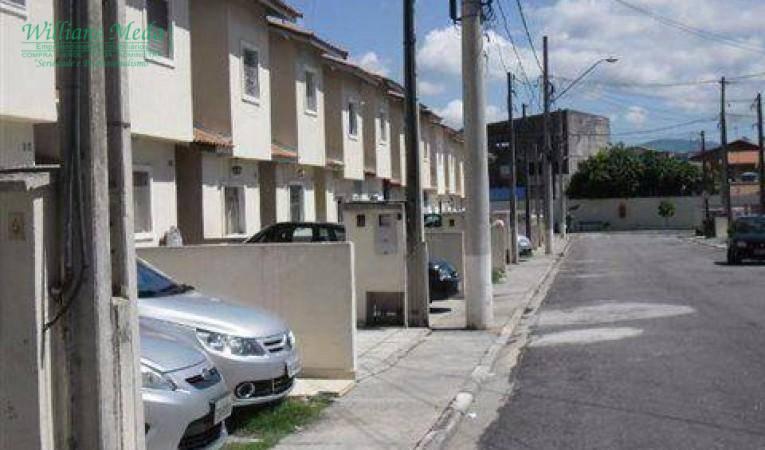 Sobrado com 2 dormitórios à venda, 60 m² por R$ 235.000 - Jardim Nova Cidade - Guarulhos/SP