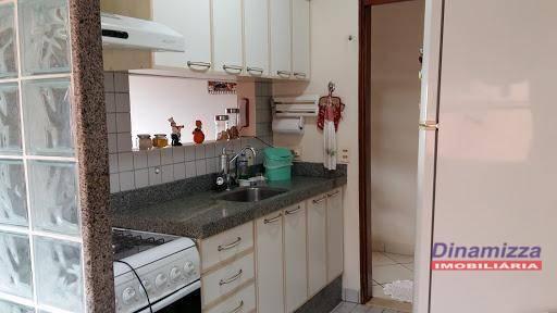 Apartamento com 3 dormitórios à venda - Estados Unidos - Uberaba/MG