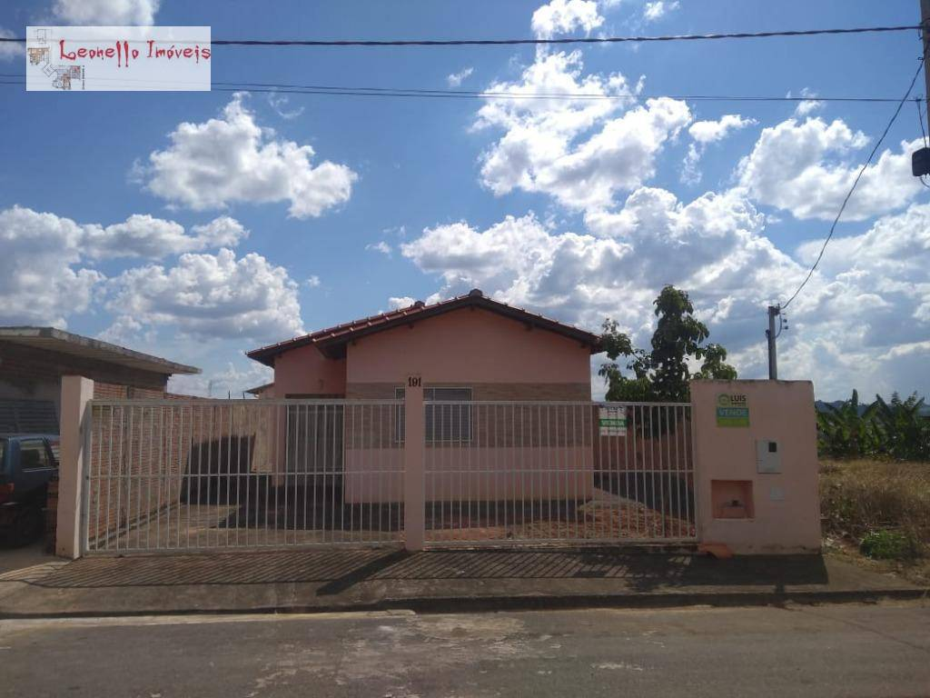 Casa à venda, 67 m² - Vila Nunes - Guaranésia/MG