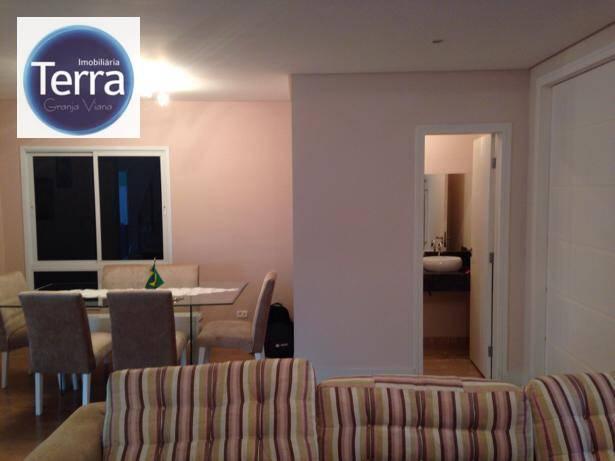 Casa com 3 dormitórios à venda, 250 m² por R$ 750.000 - Paysage Noble - Granja Viana