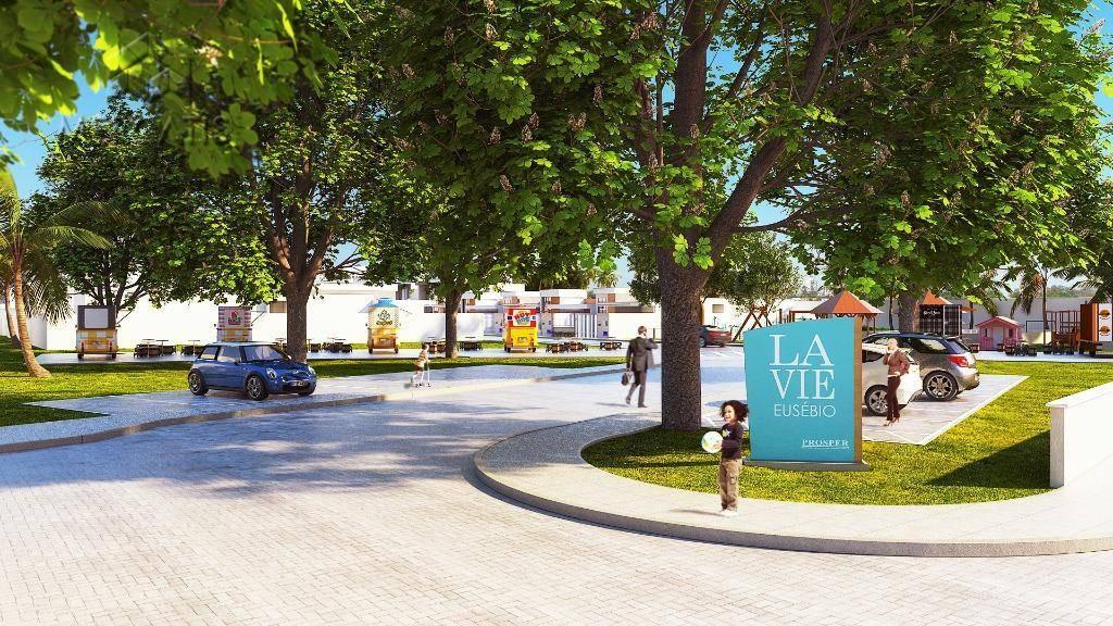 Casa Plana em VIA PRIVATIVA à venda |  LA VIE Eusébio | Bairro Coité | Eusébio (CE) -