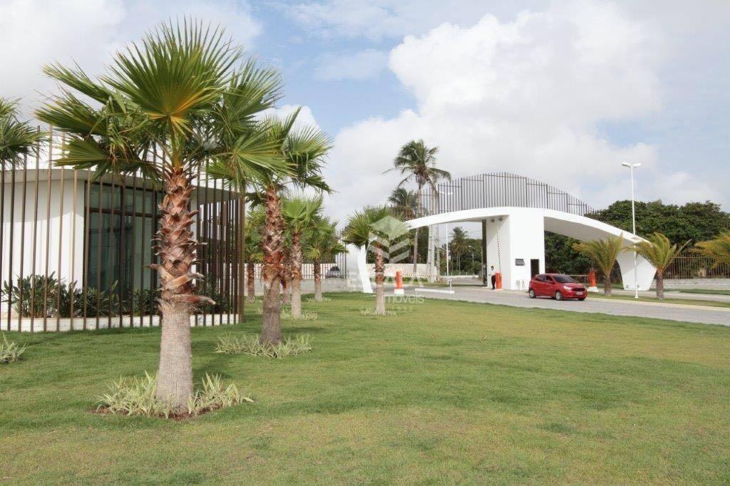 Lote à venda Jardins das Dunas, 253 m², repasse, condominio fechado - Mangabeira - Eusébio/CE